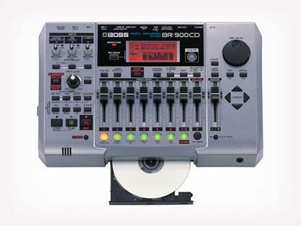 Boss - Estudio de Grabaci�n Digital BR900CD