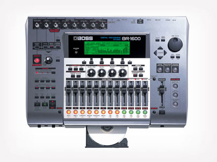 Boss - Estudio de Grabaci�n Digital portable BR1600CD