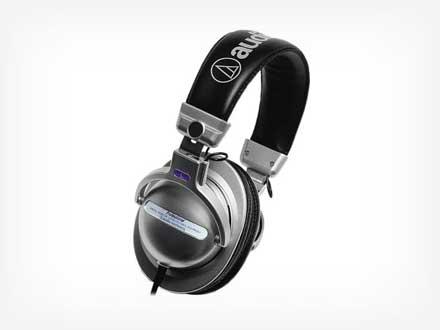 AudioTechnica - Auriculares estereo ATHPRO5V